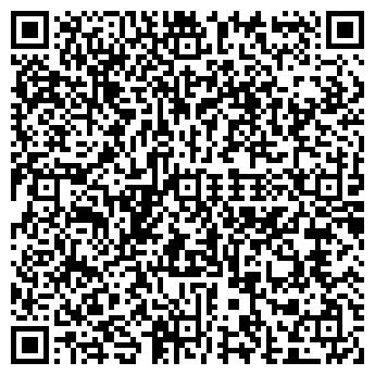 QR-код с контактной информацией организации Галерея Центр