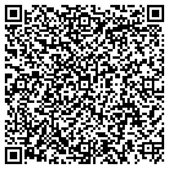 QR-код с контактной информацией организации Чистюля Cleane, ТОО