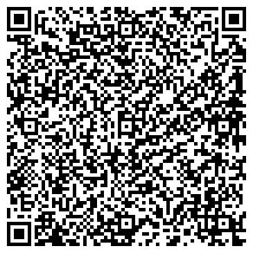 QR-код с контактной информацией организации ФОП Гребенкина Кристина Михайловна