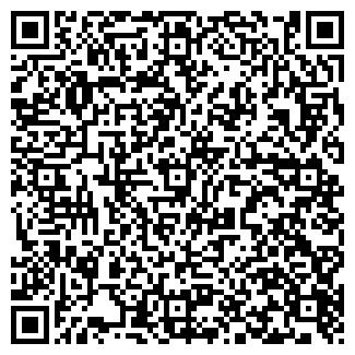 QR-код с контактной информацией организации ЧЕРНОМОРЕЦ АО