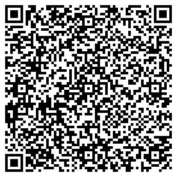 QR-код с контактной информацией организации Общество с ограниченной ответственностью ООО Эйфель