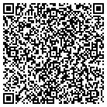 QR-код с контактной информацией организации ВИКТОРИЯ ГОСТИНИЦА