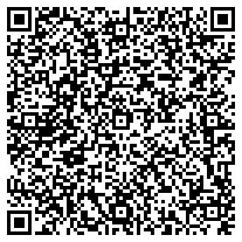 QR-код с контактной информацией организации Другая ИП Попов В.С.