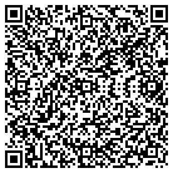 QR-код с контактной информацией организации Натур, ПЧУП