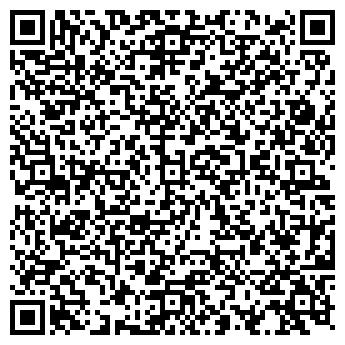 QR-код с контактной информацией организации Палм, ООО