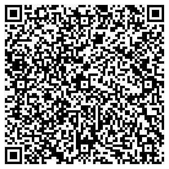 QR-код с контактной информацией организации Аквапрана, ООО
