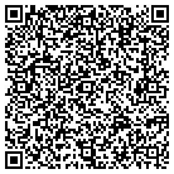 QR-код с контактной информацией организации Субъект предпринимательской деятельности СПД Мерзляков