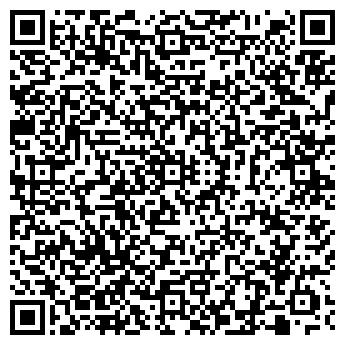 QR-код с контактной информацией организации Трионика Украина