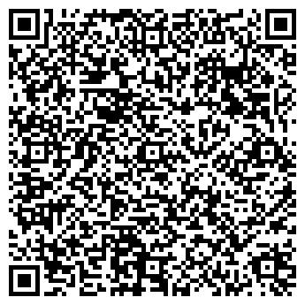 QR-код с контактной информацией организации Частное предприятие «Омега»