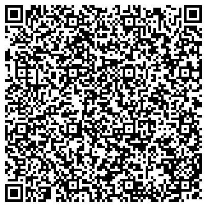 QR-код с контактной информацией организации ОБЩЕСТВО КРАСНОГО ПОЛУМЕСЯЦА, СЕМИПАЛАТИНСКИЙ ТЕРРИТОРИАЛЬНЫЙ КОМИТЕТ