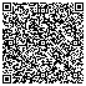 QR-код с контактной информацией организации ТИХОРЕЦКЭЛЕКТРО, ЗАО
