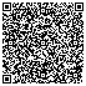 QR-код с контактной информацией организации АвтоДжинн, ООО