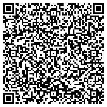 QR-код с контактной информацией организации Пенопласт, ООО