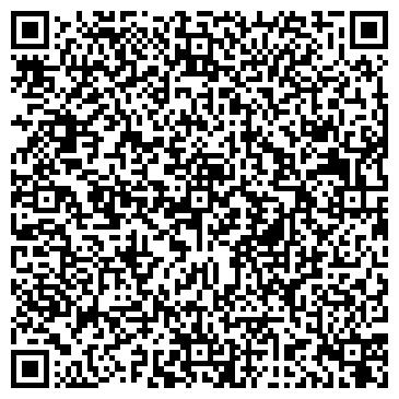QR-код с контактной информацией организации Альфа, ЧП