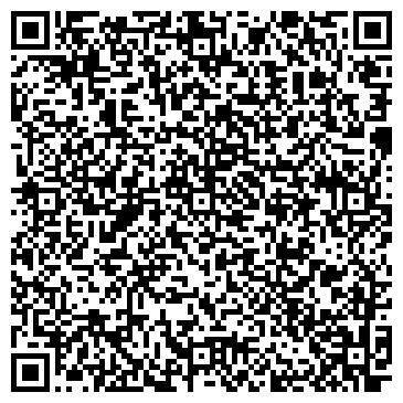QR-код с контактной информацией организации Магазин №1715 Хозтовары, ЗАО