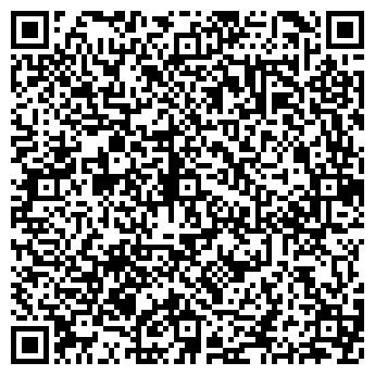 QR-код с контактной информацией организации Нур, ООО