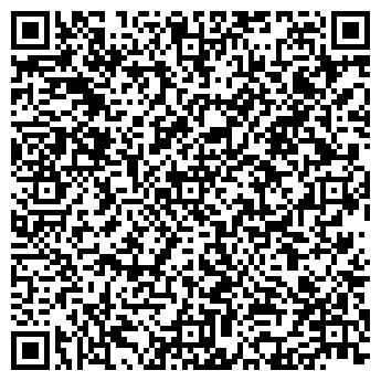 QR-код с контактной информацией организации Визара, ООО