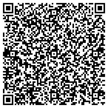 QR-код с контактной информацией организации Органическая планета, ЧП