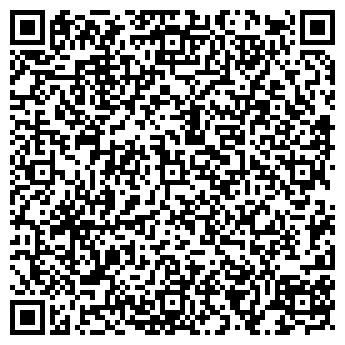 QR-код с контактной информацией организации Дафна, ООО