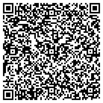 QR-код с контактной информацией организации Эколия, ЧП