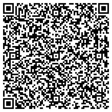 QR-код с контактной информацией организации Академия цвета, ЧП
