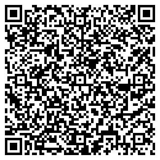 QR-код с контактной информацией организации ДЕЛЬФИН АКВАПАРК