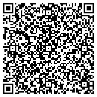 QR-код с контактной информацией организации АЛЕНА, ЗАО