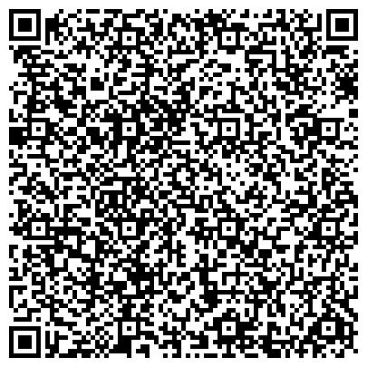 QR-код с контактной информацией организации Бюро масел и смазок Трамп Оил, ООО