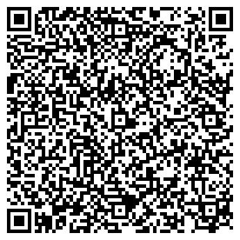 QR-код с контактной информацией организации Растирельный рай, ООО