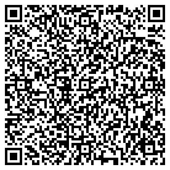 QR-код с контактной информацией организации Кислород, ЧП