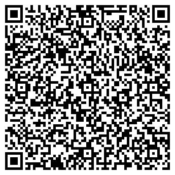 QR-код с контактной информацией организации Фреш, ООО
