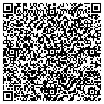 QR-код с контактной информацией организации Мерседес-Сервис, ТОО