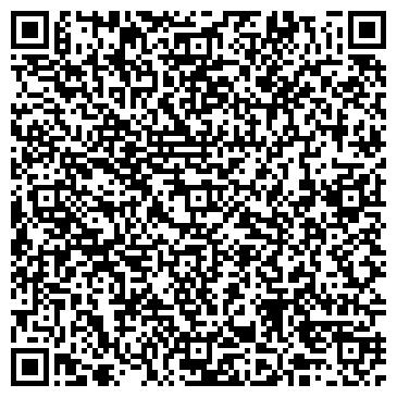 QR-код с контактной информацией организации ООО «Урюпинский трикотаж»