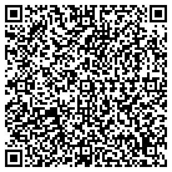QR-код с контактной информацией организации РусОйл, ИП