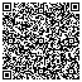 QR-код с контактной информацией организации УЗОРЫ, ООО