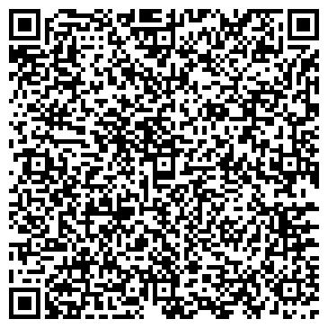 QR-код с контактной информацией организации Панькулич, ИП