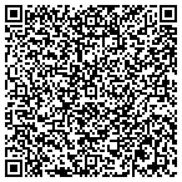 QR-код с контактной информацией организации ТОРГОВО-КОММЕРЧЕСКИЙ ЦЕНТР РУБИН