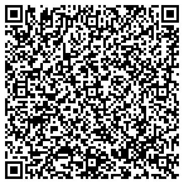 QR-код с контактной информацией организации Салон - парикмахерская