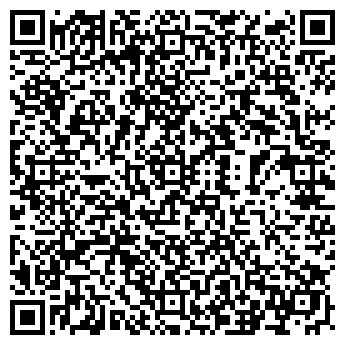 QR-код с контактной информацией организации Матен Сауда, ТОО