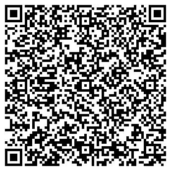 QR-код с контактной информацией организации ЧАО УкраАгроНПК