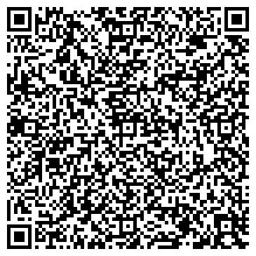 QR-код с контактной информацией организации ОДО «Энерготехнохолод»