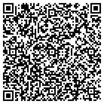 QR-код с контактной информацией организации Central Asia Company