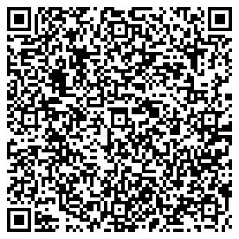 QR-код с контактной информацией организации ФОП Макаренко А.О