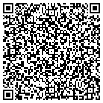 QR-код с контактной информацией организации Спринт, ЧП