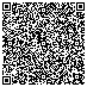 QR-код с контактной информацией организации Atlantis Group, ООО