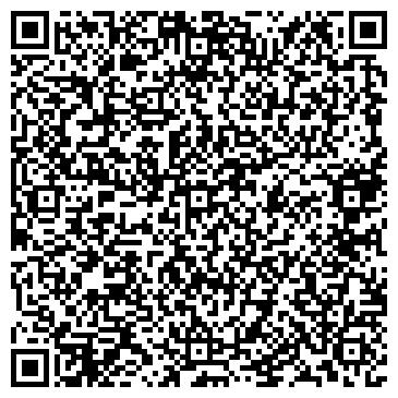 QR-код с контактной информацией организации Будин-торг, ООО