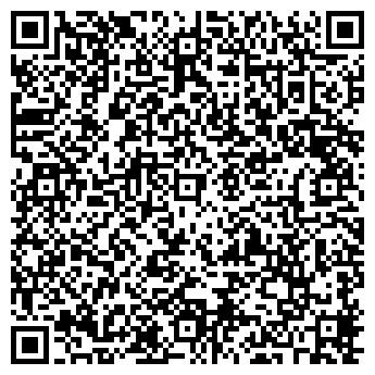 QR-код с контактной информацией организации Вираж ЛИИ, ООО