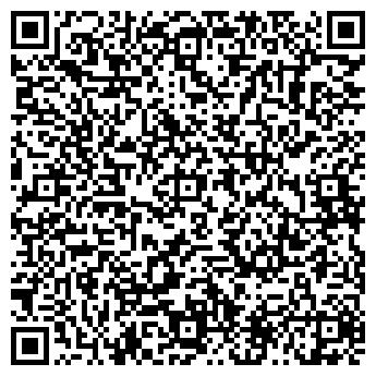 QR-код с контактной информацией организации СК Шеврон, ООО