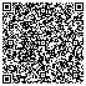 QR-код с контактной информацией организации Франдеса Украина, ООО