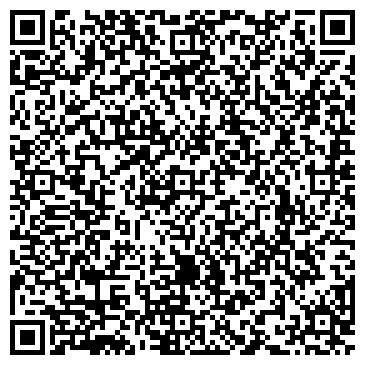 QR-код с контактной информацией организации Кислородная косметика и парфюмерия, ООО